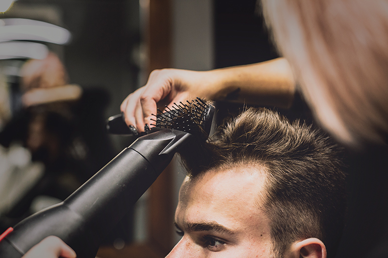 coiffure domicile gard