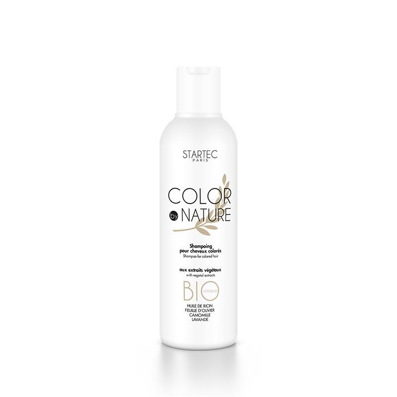shampooing naturel cheveux colorés